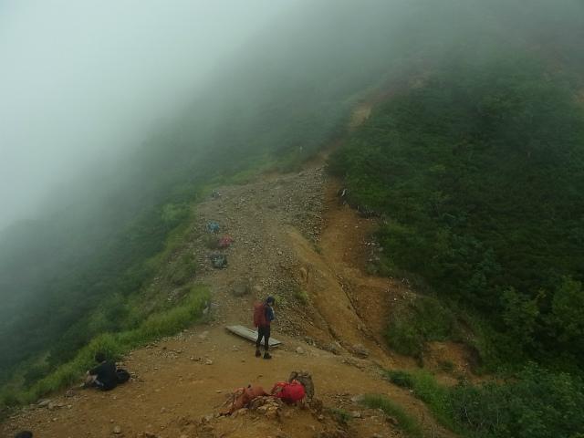 八ヶ岳・阿弥陀岳(南沢~中岳のコル) 登山口コースガイド【登山口ナビ】