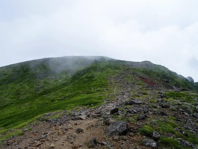 八ヶ岳・横岳(桜平~硫黄岳~奥ノ院) 登山口コースガイド 台座の頭【登山口ナビ】