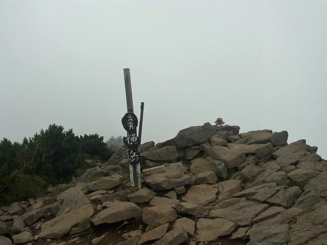 八ヶ岳・横岳(桜平~硫黄岳~奥ノ院) 登山口コースガイド 山頂【登山口ナビ】