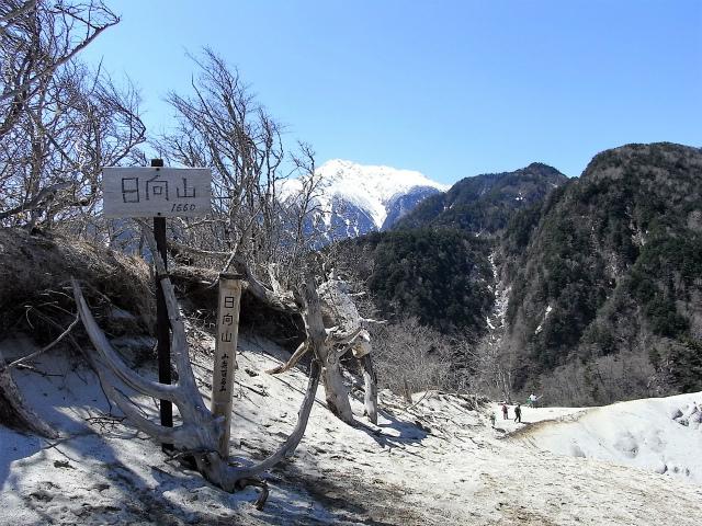 日向山(矢立石~錦滝周回)登山口コースガイド 山頂【登山口ナビ】