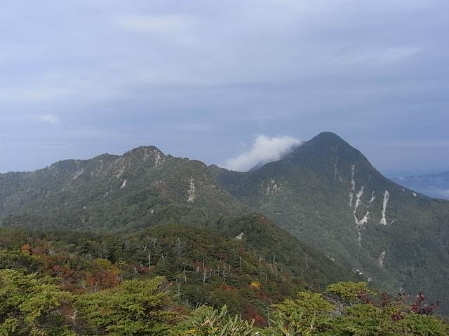 皇海山・鋸山(不動沢コース)登山口コースガイド【登山口ナビ】