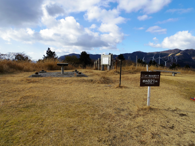 三筋山(天城三筋山遊歩道) 山頂【登山口ナビ】