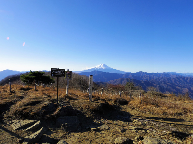 大蔵高丸(湯ノ沢峠コース) 登山口コースガイド【登山口ナビ】