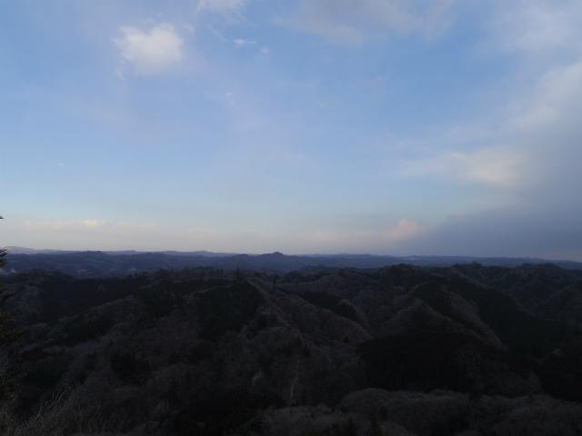 高宕山(石射太郎コース)登山口コースガイド 石射太郎山頂からの展望【登山口ナビ】