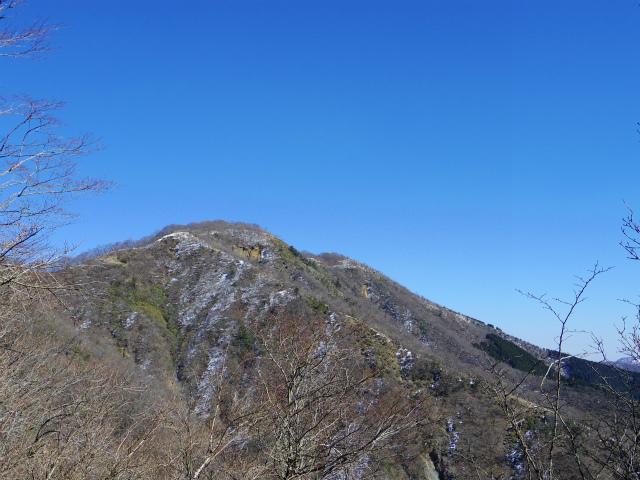 鍋割山(二俣~後沢乗越コース)コースガイド 小丸尾根眺望【登山口ナビ】
