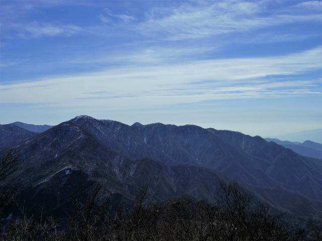 檜洞丸(日陰沢~犬越路コース) 登山口コースガイド【登山口ナビ】