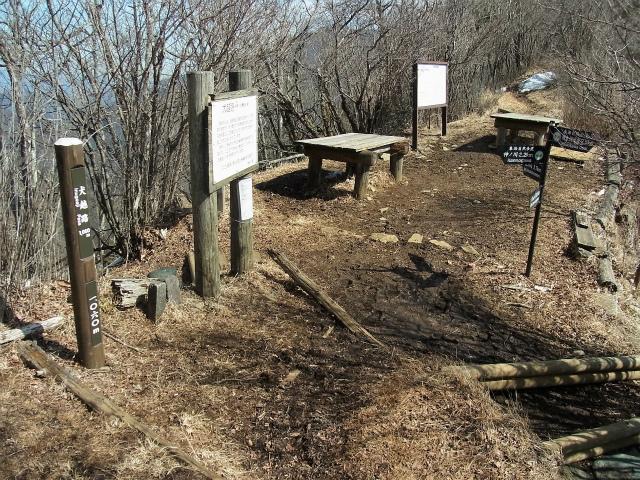 檜洞丸(日陰沢~犬越路コース) 登山口コースガイド 犬越路峠【登山口ナビ】