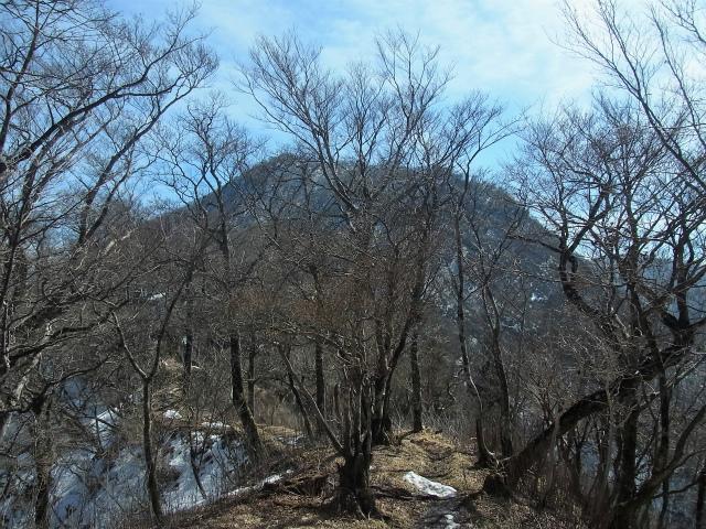檜洞丸(日陰沢~犬越路コース) 登山口コースガイド 小笄 【登山口ナビ】