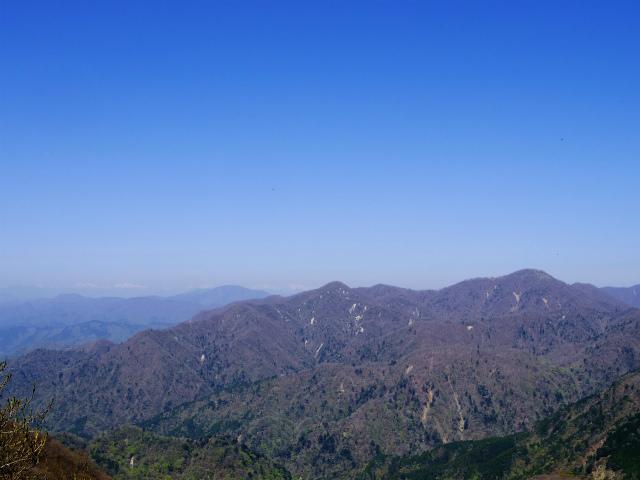 塔ノ岳(大倉尾根コース) 登山口コースガイド 西丹沢の眺め【登山口ナビ】