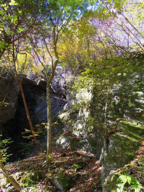 両神山(日向大谷・表参道ルート) 登山口コースガイド 清滝【登山口ナビ】