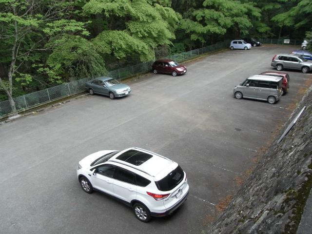 明神ヶ岳の登山口、大雄山最乗寺駐車場【登山口ナビ】