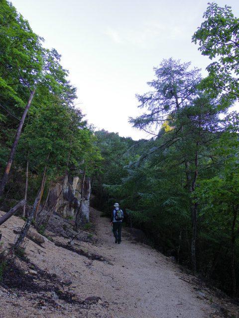瑞牆山・不動滝口(黒森コース)登山口コースガイド【登山口ナビ】
