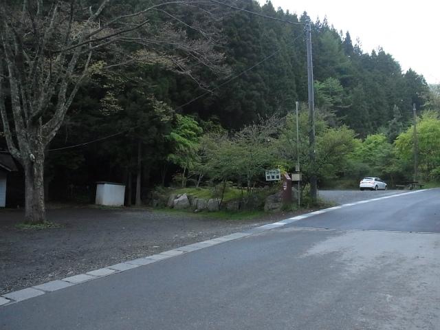 4位 石割神社(道志山塊)