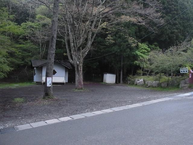 5位 石割神社(道志山塊)