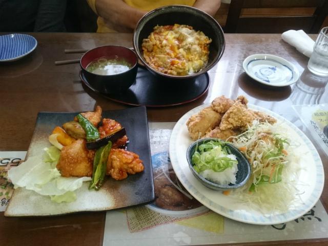 八ヶ岳高原 中村農場 唐揚げ・酢鶏【登山口ナビ】