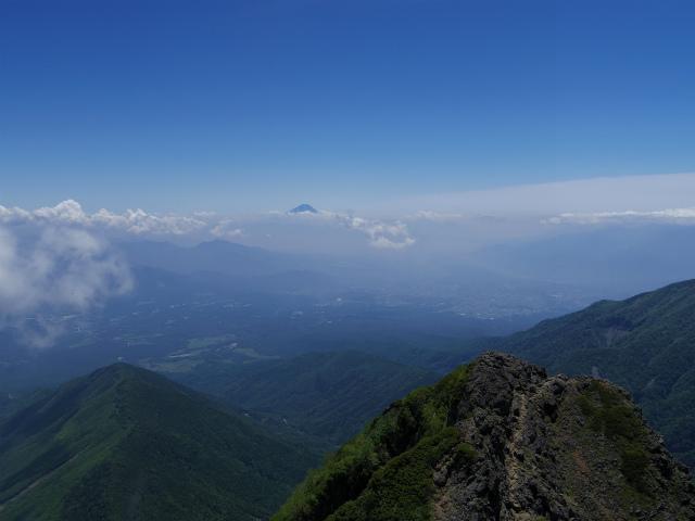 赤岳(八ヶ岳)・真教寺尾根 登山口コースガイド 山頂【登山口ナビ】