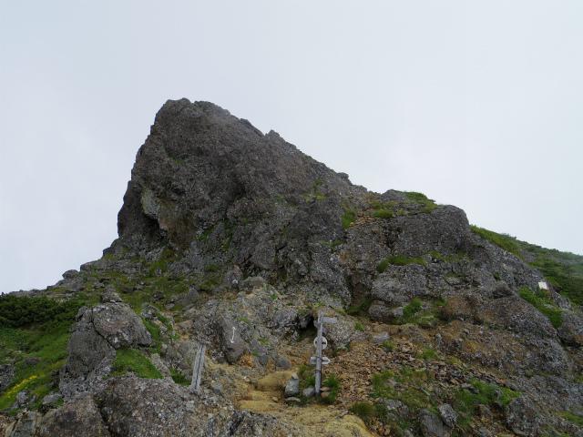 赤岳(八ヶ岳)・真教寺尾根 登山口コースガイド 竜頭峰【登山口ナビ】