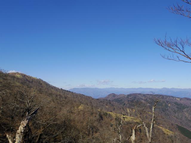 丹沢山(早戸大滝~大滝新道) 登山口コースガイド 蛭ヶ岳と奥多摩・奥秩父の山々【登山口ナビ】