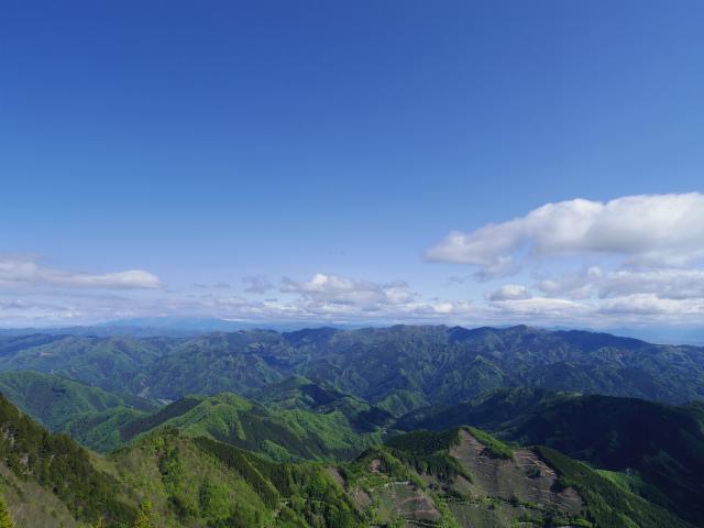 両神山(八丁峠コース) 登山口コースガイド【登山口ナビ】