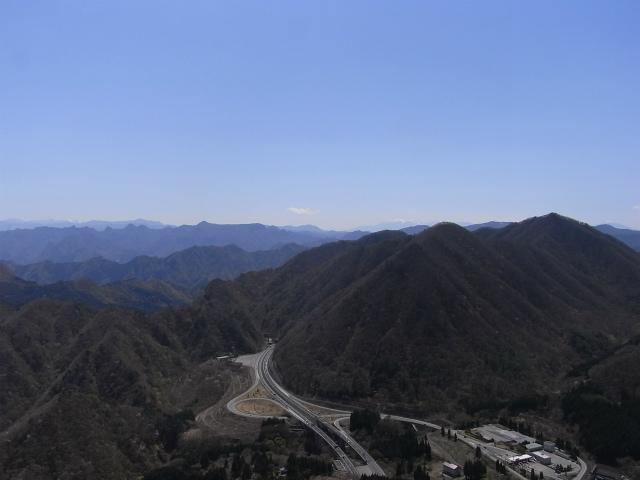 高岩・雄岳 登山口コースガイド 山頂からの展望【登山口ナビ】
