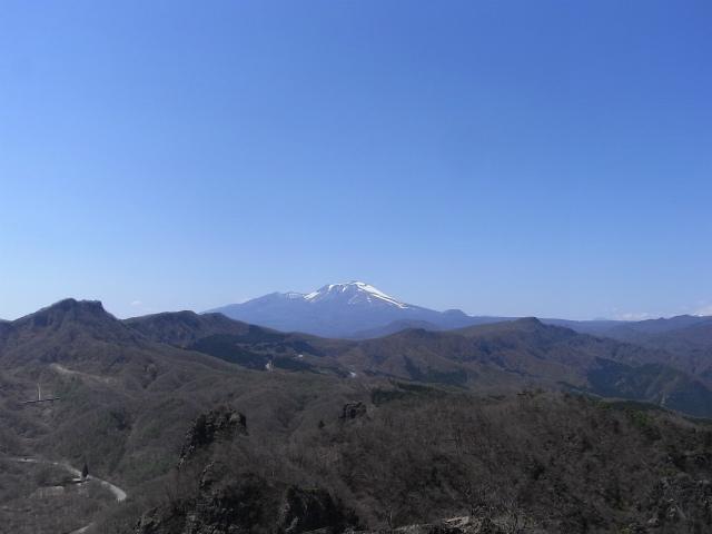 高岩・雄岳 登山口コースガイド 山頂からの展望 浅間山【登山口ナビ】