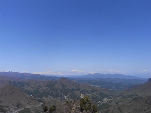 高岩・雄岳 登山口コースガイド 山頂からの展望 赤城山【登山口ナビ】