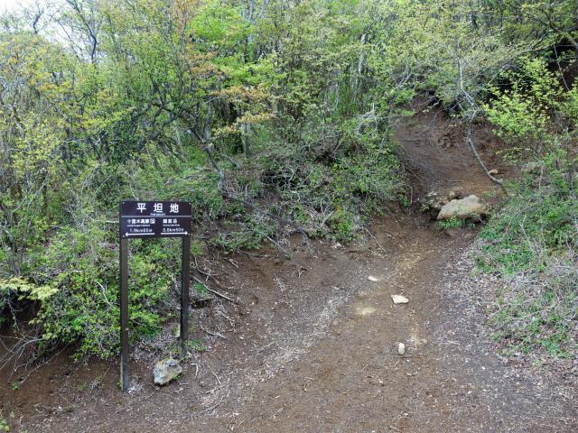 越前岳(十里木高原ルート) 登山口コースガイド 平坦地【登山口ナビ】