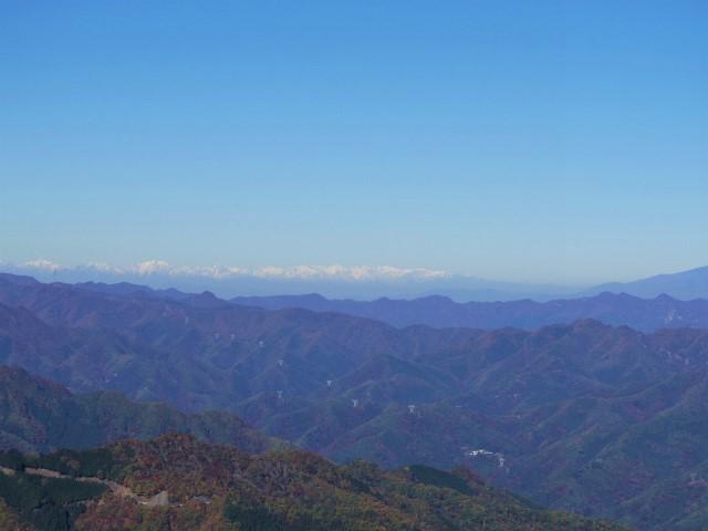 大ナゲシ(赤岩峠経由) 登山口コースガイド 山頂からの北アルプス【登山口ナビ】