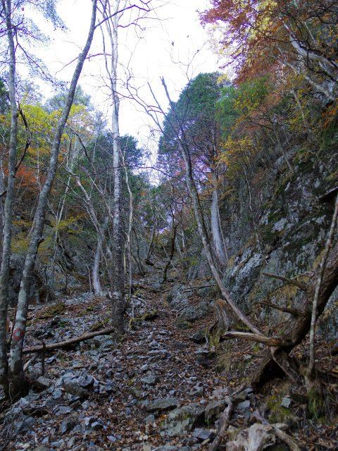 赤岩岳(赤岩尾根) 登山口コースガイド【登山口ナビ】