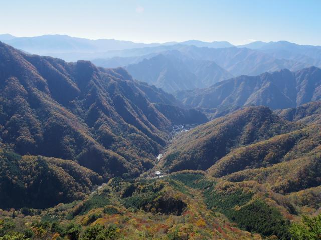 赤岩岳(赤岩尾根) 登山口コースガイド 山頂【登山口ナビ】