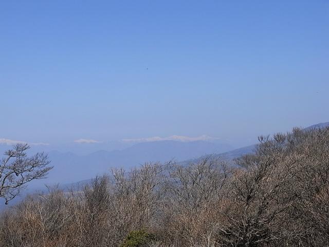 越前岳~位牌岳(愛鷹山神社口周回) 登山口コースガイド 越前岳山頂【登山口ナビ】