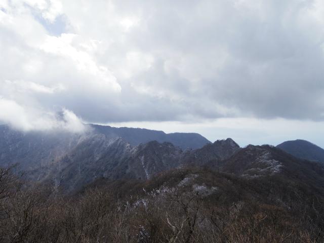 越前岳~位牌岳(愛鷹山神社口周回) 登山口コースガイド【登山口ナビ】