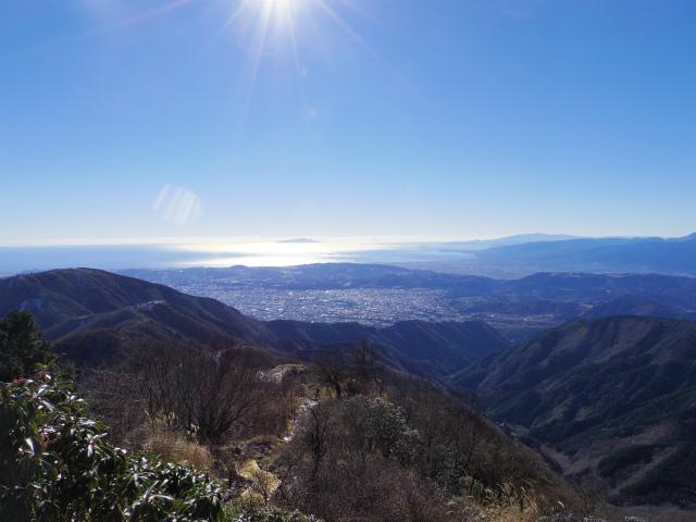 塔ノ岳(長尾尾根) 登山口コースガイド 新大日山頂【登山口ナビ】
