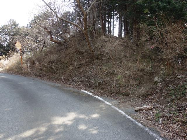 三ノ塔(二ノ塔尾根)登山口コースガイド 二ノ塔尾根コース分岐【登山口ナビ】