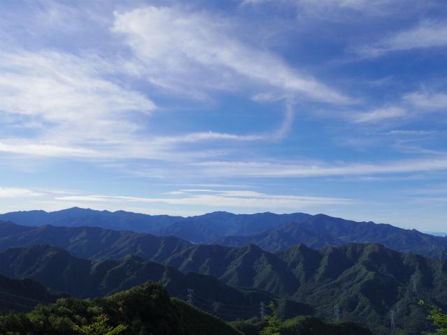 御座山(栗生コース) 登山口コースガイド【登山口ナビ】