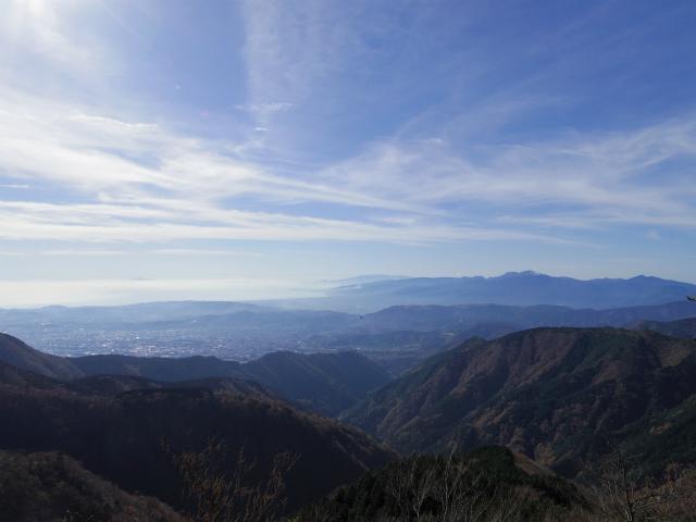 塔ノ岳(政次郎尾根・天神尾根) 登山口コースガイド 相模湾と箱根【登山口ナビ】