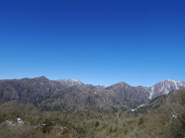 鍋割山(雨山峠~鍋割峠)コースガイド 西丹沢の眺望【登山口ナビ】