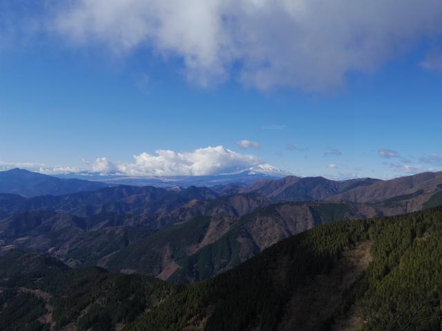 塔ノ岳(二ノ塔尾根) 登山口コースガイド【登山口ナビ】