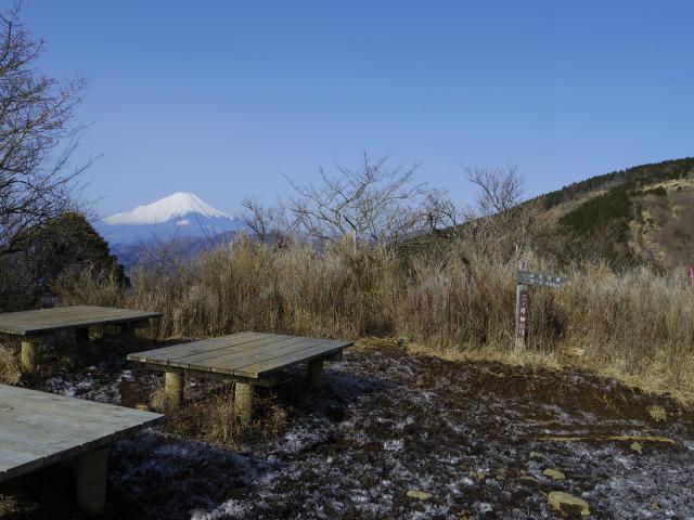 塔ノ岳(二ノ塔尾根) 登山口コースガイド 二ノ塔山頂【登山口ナビ】
