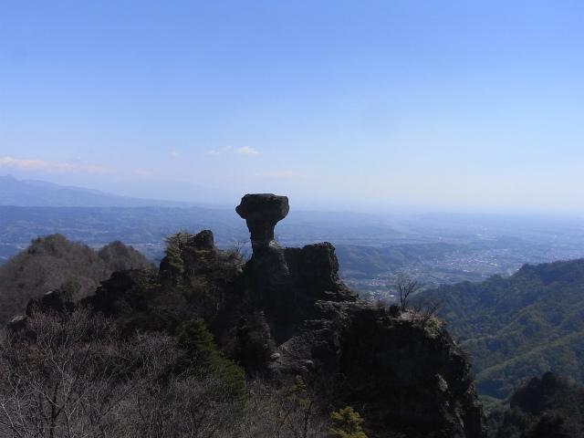 裏妙義・丁須の頭(御岳コース) 登山口コースガイド【登山口ナビ】