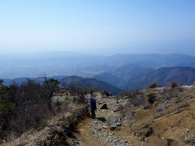 塔ノ岳(政次郎尾根・天神尾根) 登山口コースガイド 花立山頂【登山口ナビ】