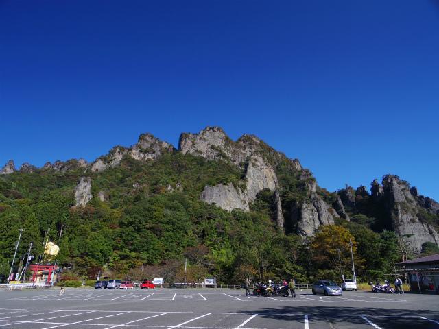 表妙義・金洞山(中ノ岳~鷹戻し~相馬岳) 登山口コースガイド【登山口ナビ】