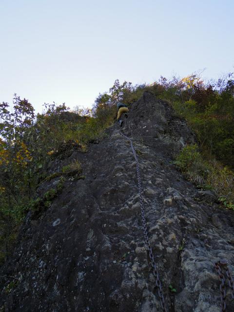 表妙義・金洞山(中ノ岳~鷹戻し~相馬岳) 登山口コースガイド 鷹戻し【登山口ナビ】