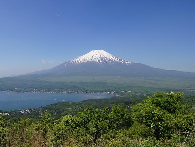 富士山が良く見える山 登山口コースガイド 大平山山頂【登山口ナビ】