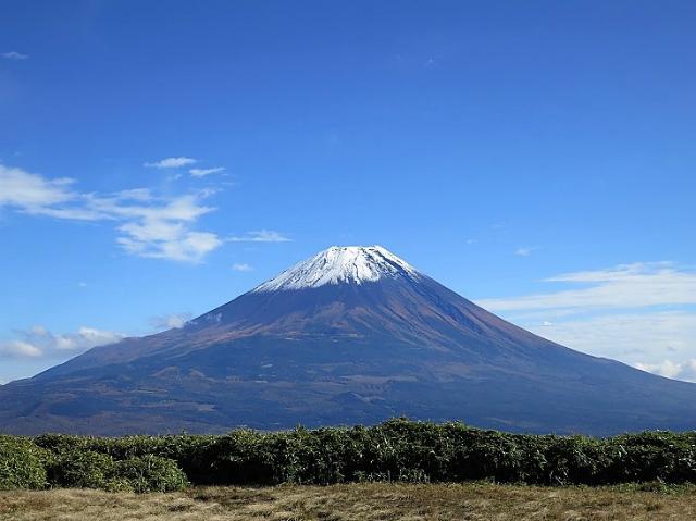 富士山が良く見える山 登山口コースガイド 竜ヶ岳山頂【登山口ナビ】