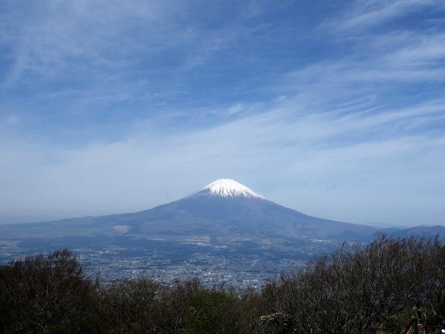 富士山が良く見える山 登山口コースガイド 金時山山頂【登山口ナビ】