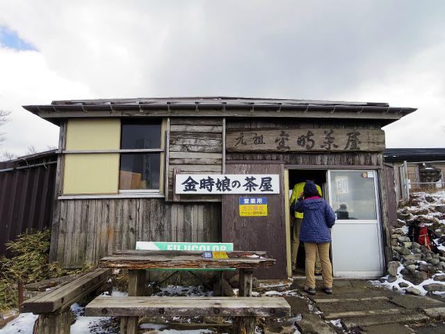 金時山(金時神社コース) 金時茶屋【登山口コースガイド】