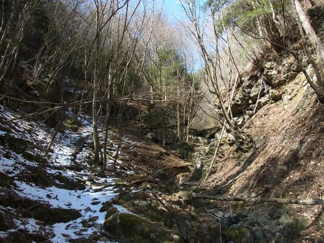 御坂黒岳(新御坂トンネル河口湖口) 板取沢コース【登山口コースガイド】