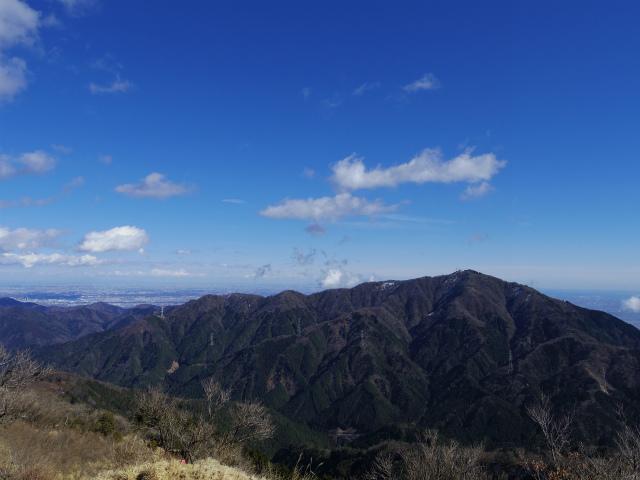 大山(ヤビツ峠~イタツミ尾根)【登山口コースガイド】