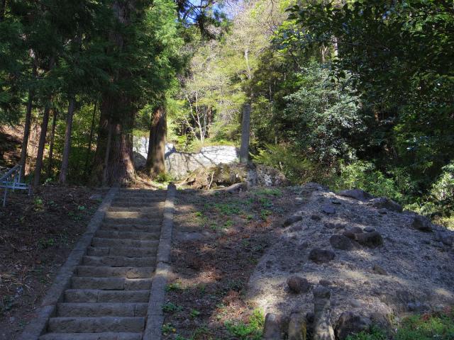 表妙義 白雲山(大の字~相馬岳)登山道入口【登山口コースガイド】